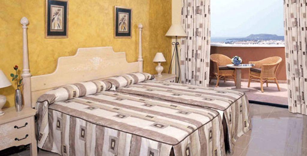 L'appartement Standard - Appart-hôtel Cordial Golf Plaza **** Tenerife South