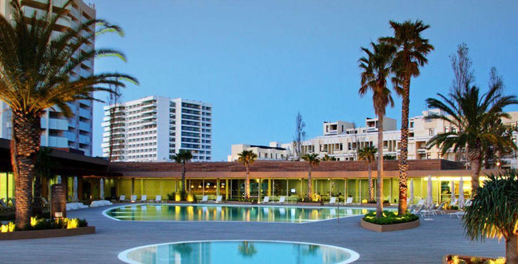 Entre l'Algarve et Lisbonne - Hôtel Mystère **** à Troia Troia