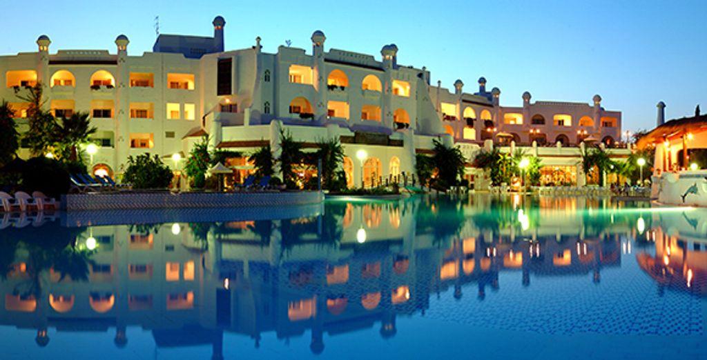 Bienvenue à l'Hôtel Hammamet Garden Resort & Spa - Hôtel Hammamet Garden Resort & Spa **** Hammamet