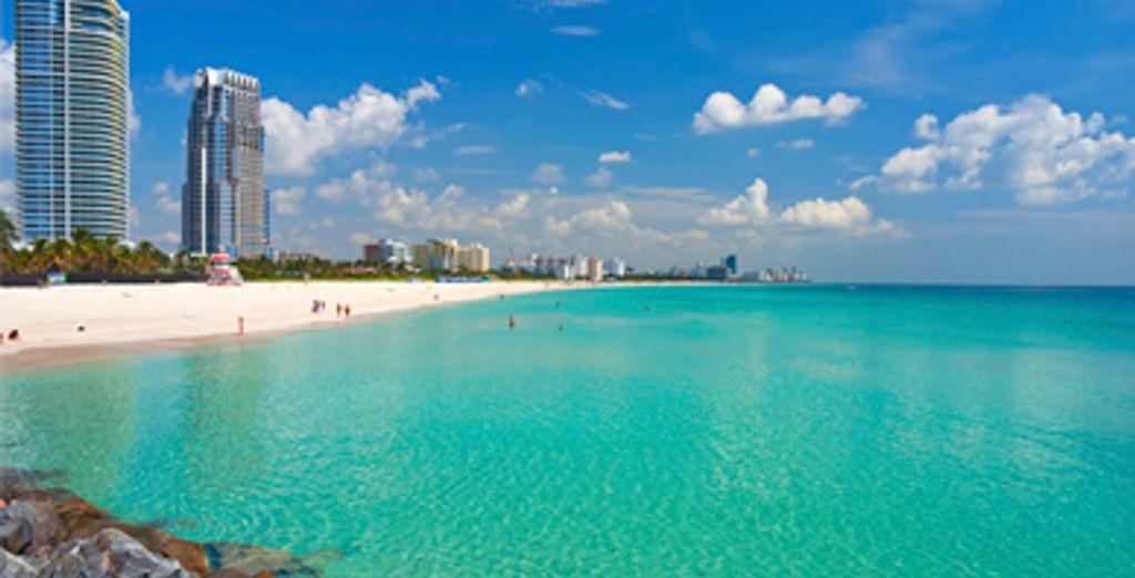 Bonnes vacances à Miami !