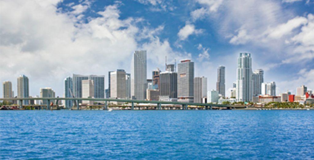 En posant vos valises sous le soleil de Floride -  The Breakwater Hotel South Beach **** Miami