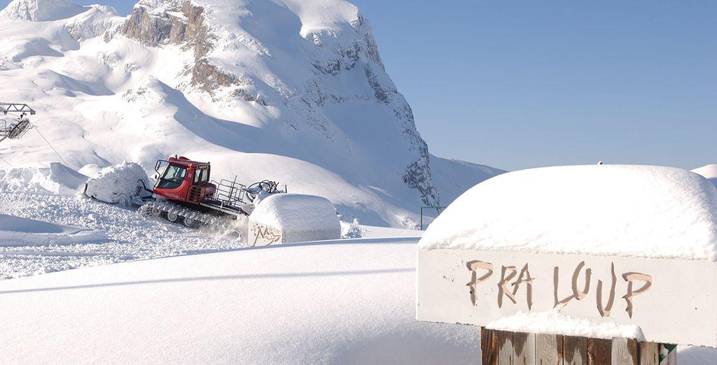 Très bon séjour au ski !