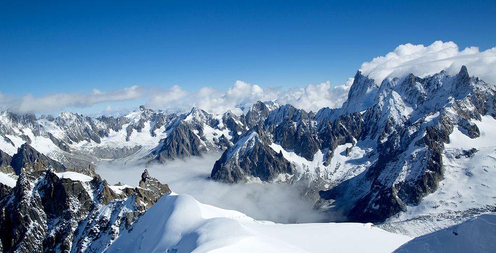 Nature splendide sous son manteau de neige