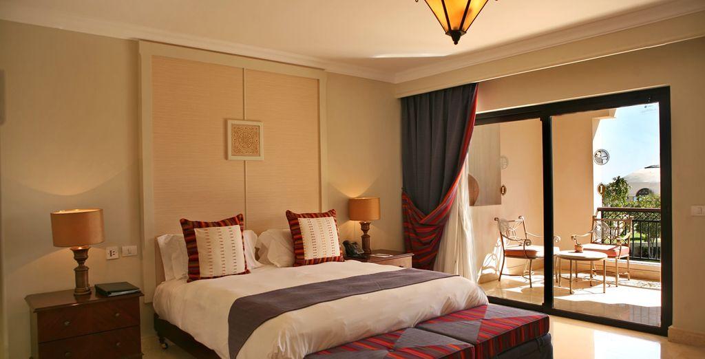 Décoration élégante et confort moderne dans votre chambre