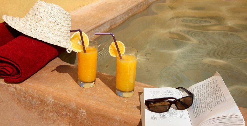 Des vacances sous le signe du repos et de l'évasion