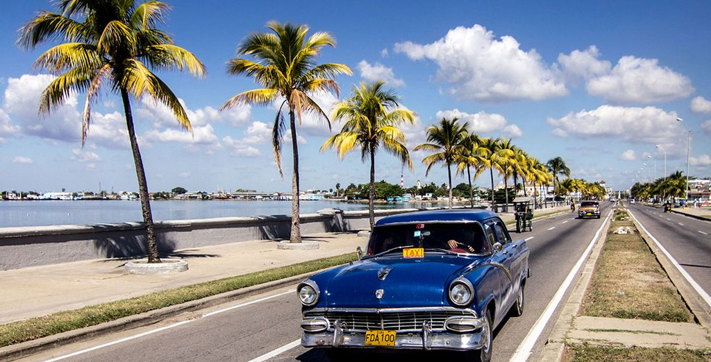 Prenez la route direction La Havane