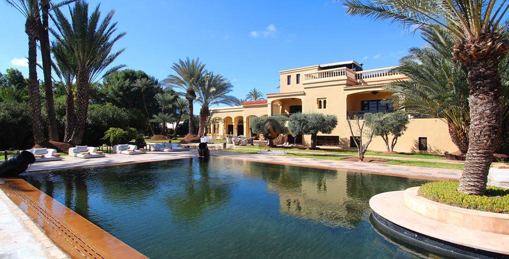 Découvrez un lieu d'exception... - Palais Dar Ambre 5* Marrakech
