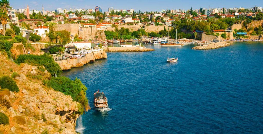 Au programme de votre semaine dans la région d'Antalya ?