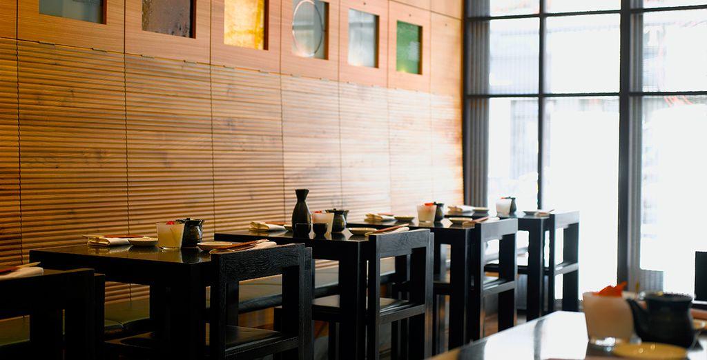 Savourez les délices japonais du restaurant Miyako