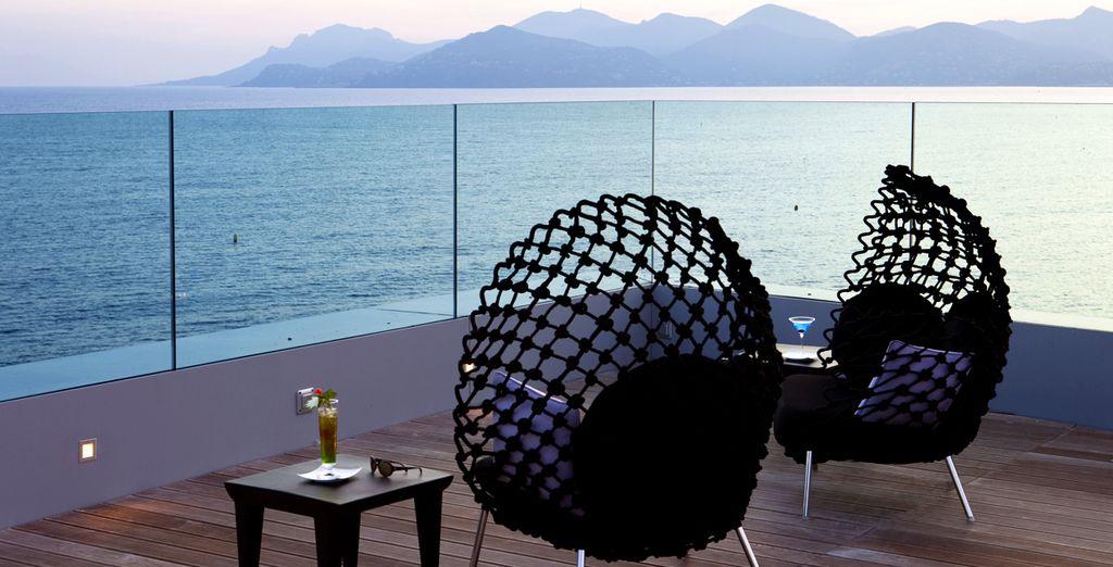 Au Radisson Blu 1835 Hôtel & Thalasso Cannes !