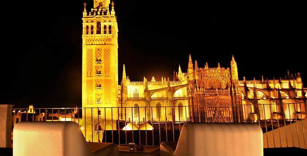 Bon séjour dans le centre de Séville
