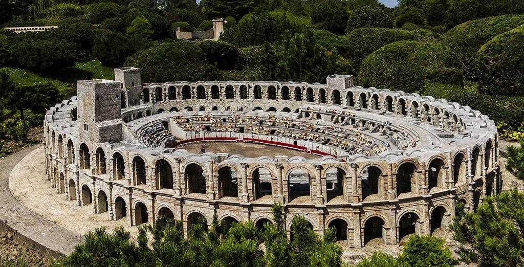 La visite d'Arles est à faire absolument !