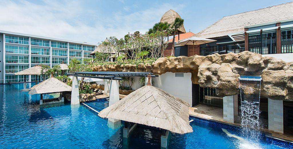 Découvrez votre hôtel The Chedi Sakala Bali 5*
