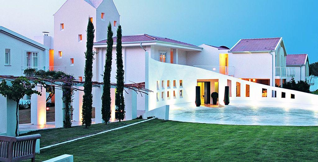 Plus d'hésitation possible, rendez-vous à l'hôtel La Coluccia - Hotel La Coluccia 4* Santa Teresa Gallura