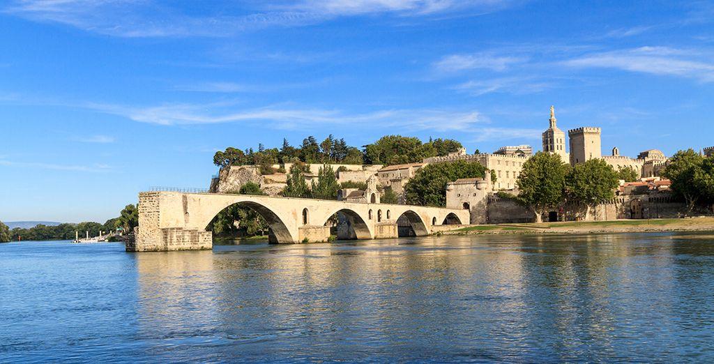 Bienvenue en Avignon !