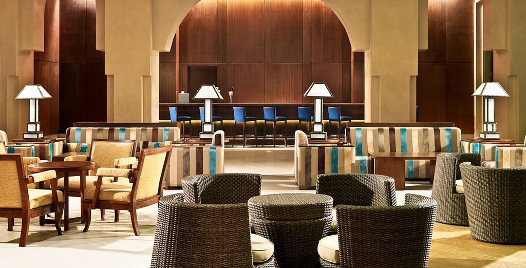 Un hôtel élégant et moderne qui fera votre plus grand bonheur - Iberostar Royal El Mansour 5* Mahdia