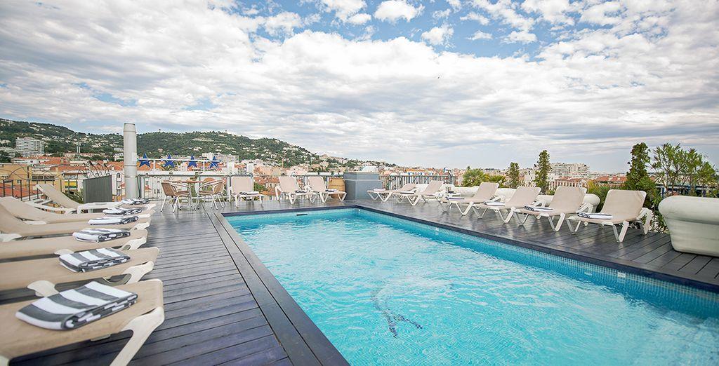 Du Best Western Cannes Riviera & Spa.. !