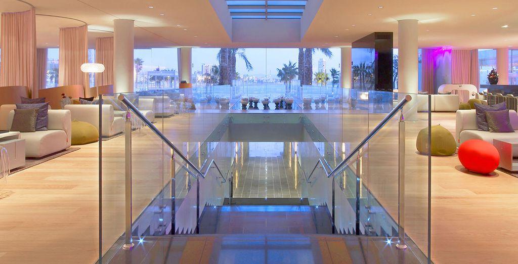 Un bijou d'architecture design... - Hôtel W Barcelona 5* Barcelone