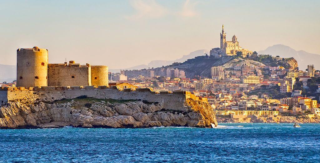 Cap sur la Méditerranée au départ de Marseille - Costa Serena - Croisière Fascinante Méditerranée Marseille