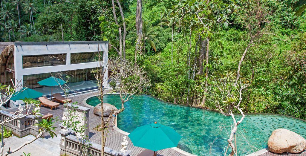 Installez-vous au Lokha Ubud Resort Villas & Spa !