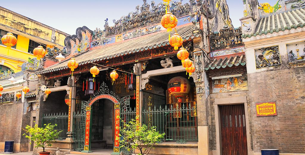 Tout commence ici à Ho Chi Minh