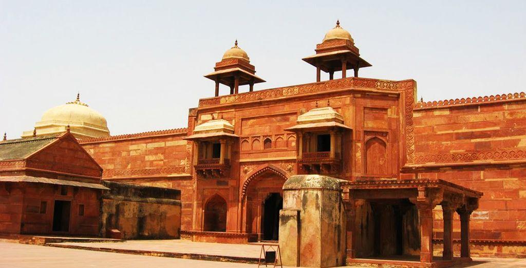 Fatehpur Sikri ne vous laissera pas indifférent