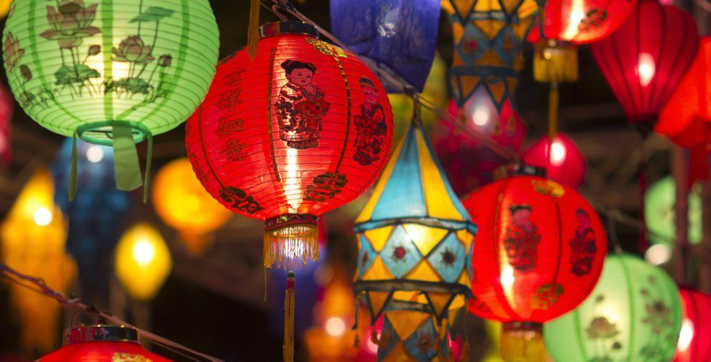 Et venez vivre un incroyable nouvel an Chinois - Nouvel An Chinois en hôtels 4* Shanghai