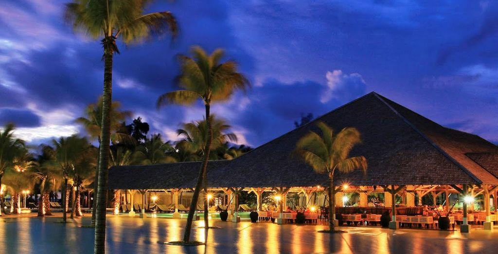 Dans ce magnifique resort 4*