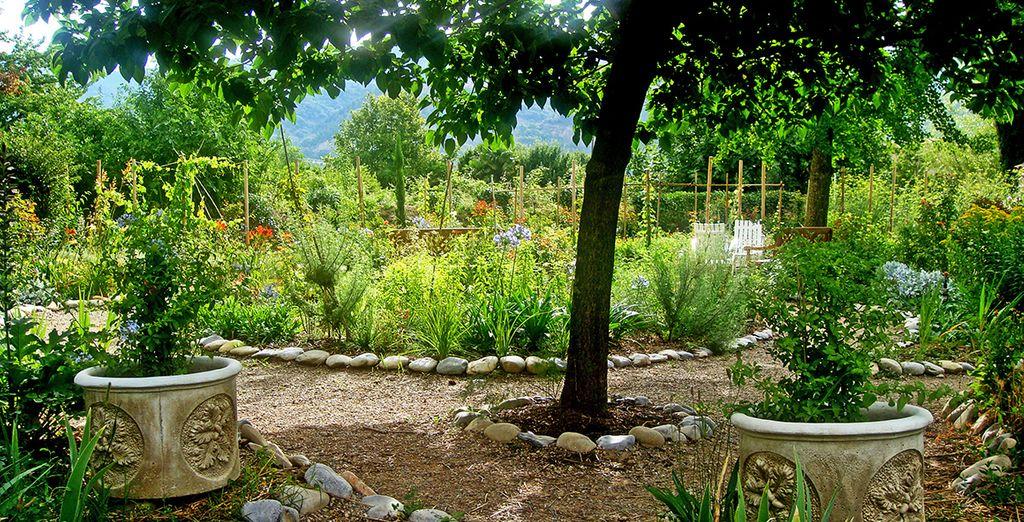 Pour profiter du meilleur de la Haute Provence...