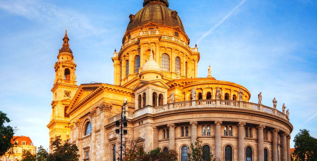 Excellent séjour à Budapest