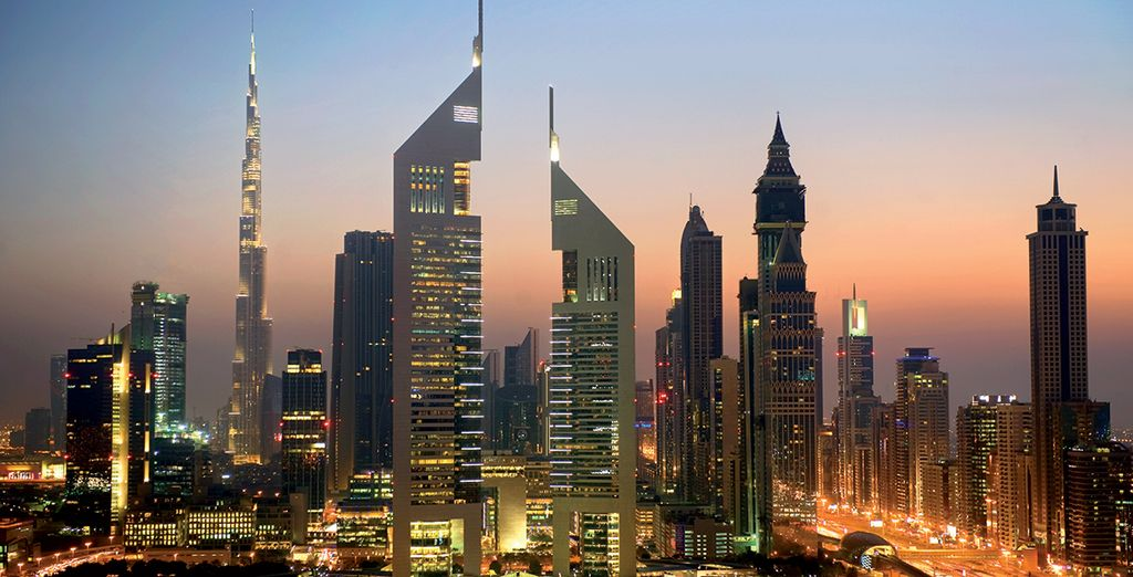 De Dubaï...