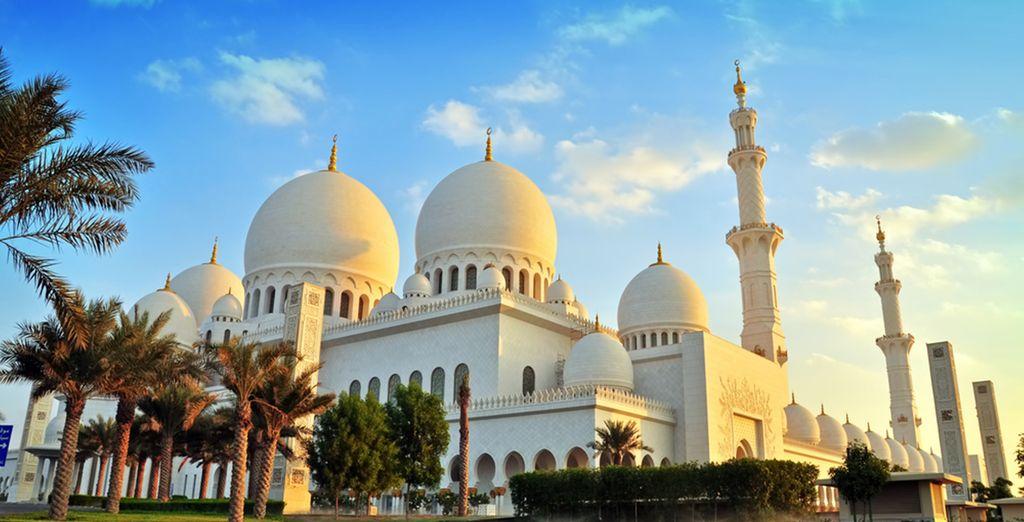 ... À Abu Dhabi