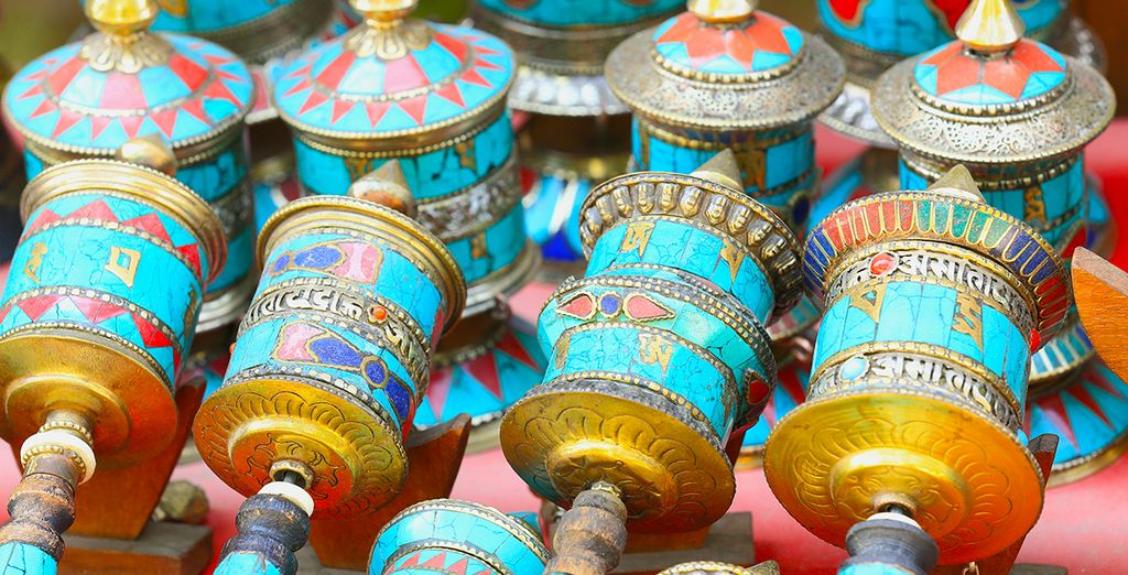 Un tout petit pays, haut en couleurs - Le Meilleur du Népal - 8 jours / 7 nuits en hôtels 4* ou 5* Kathmandu