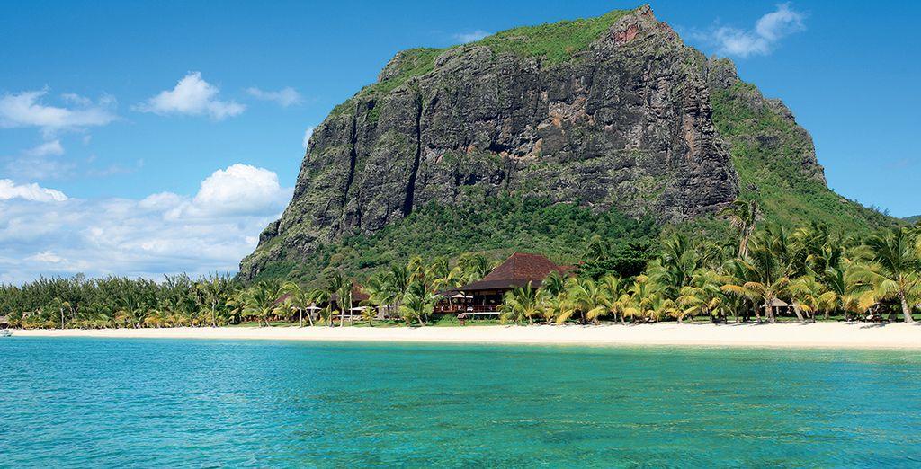 Voyage tout inclus pour l'île Maurice