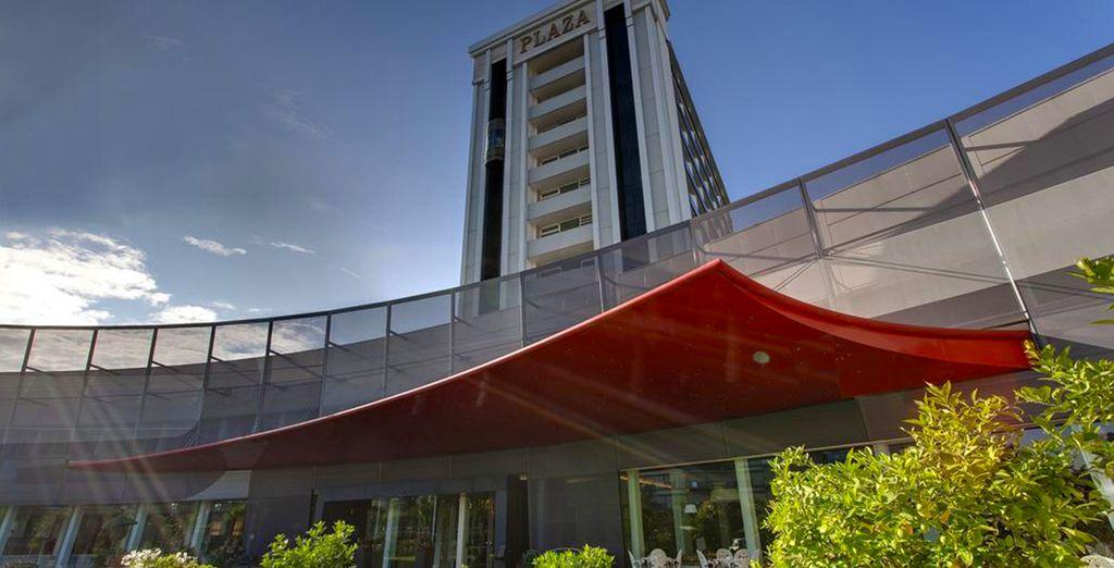 qui composent le Panoramic Plaza.