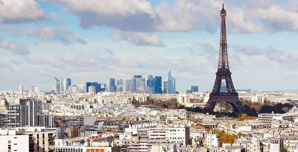 Ou la fameuse Tour Eiffel
