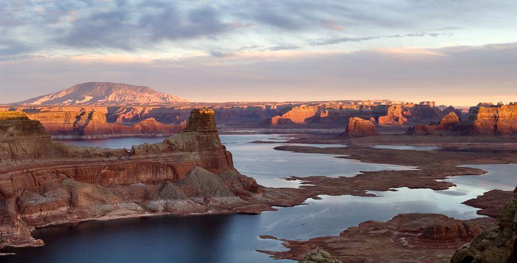 Découvrez l'Ouest des USA : l'impressionnant Lac Powell...