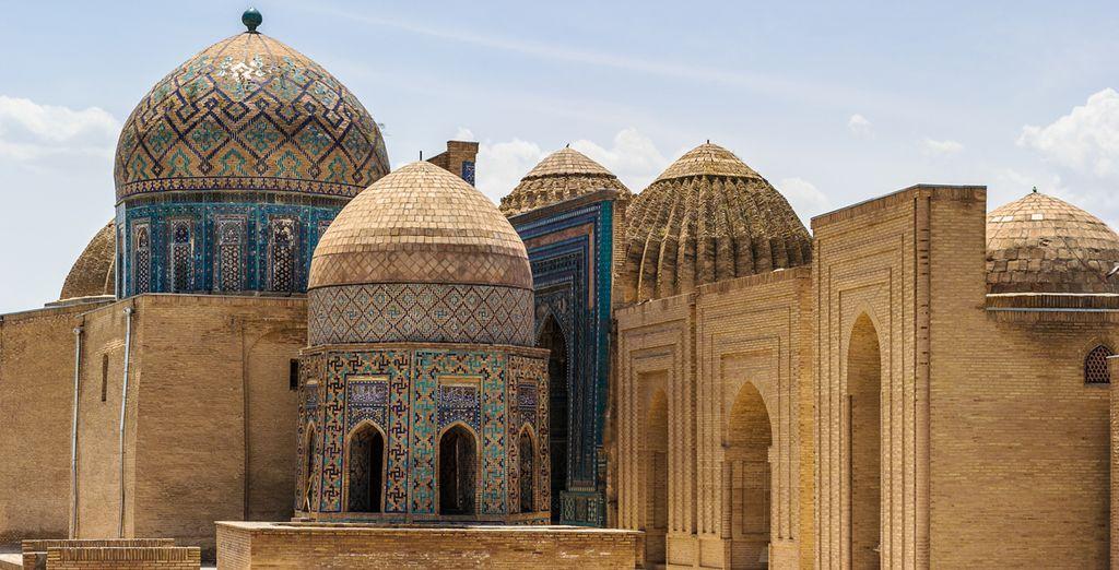 Partez à la rencontre de l'Ouzbekistan et de ses merveilles