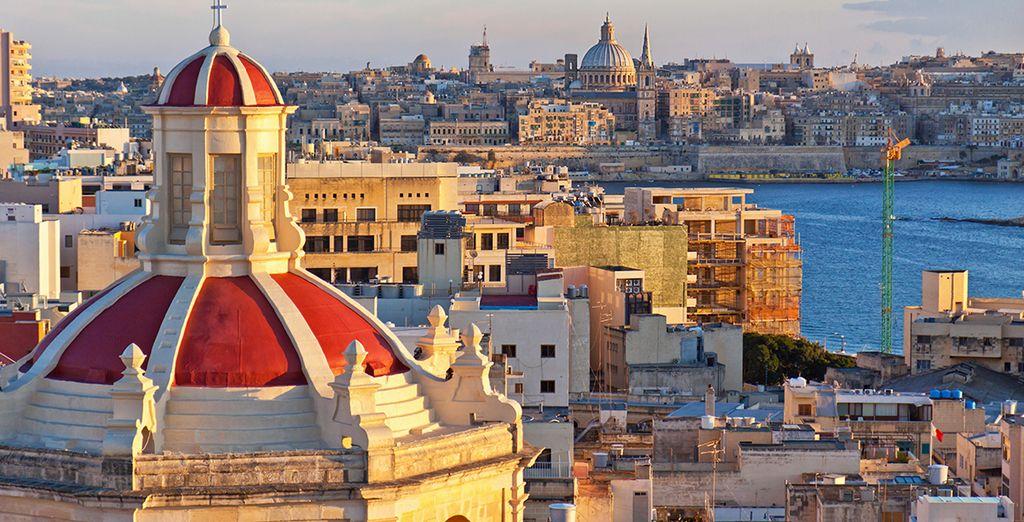 Avant de visiter les mille richesses de Malte
