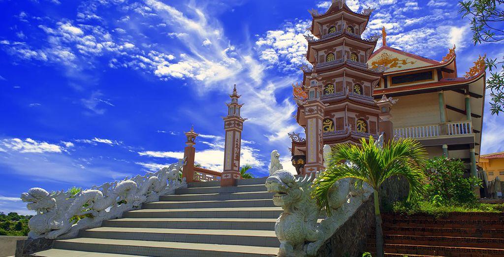 Choisissez de terminer votre séjour à Phan Tiet