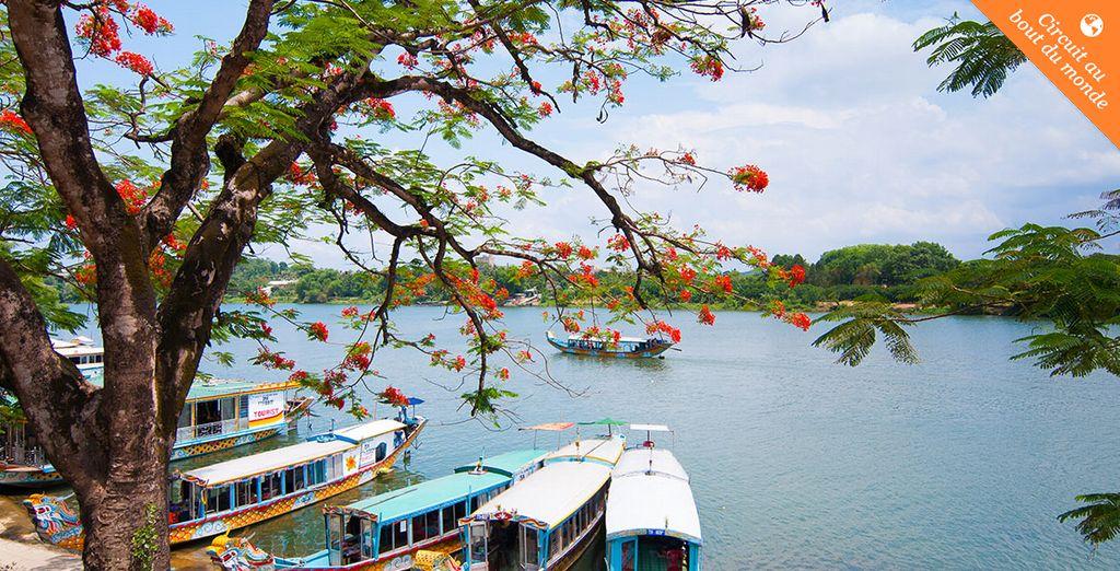 Partez découvrir les merveilles du Vietnam