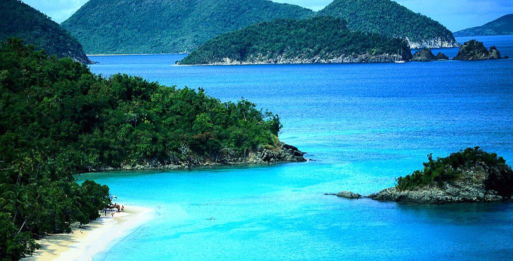 Au cœur d'un archipel paradisiaque