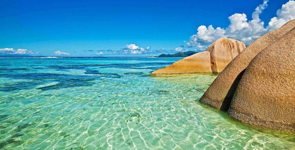 Visitez les plus beaux endroits des Seychelles...