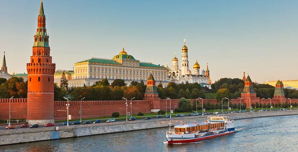 Pour une croisière d'exception sur la Volga