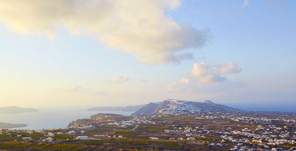 Bonnes vacances sous le soleil grec !