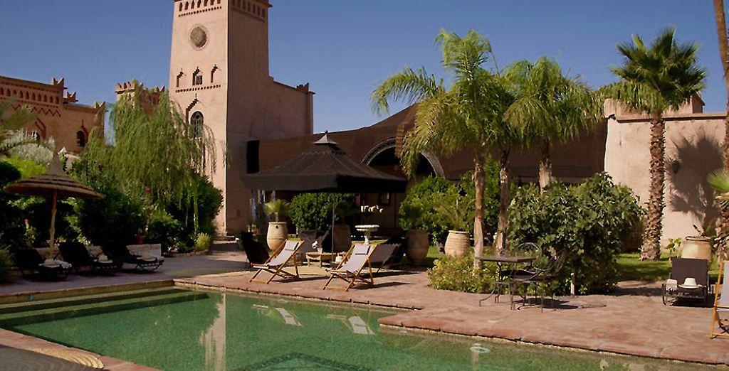Hôtel de luxe sélectionné par Voyage Privé au Maroc