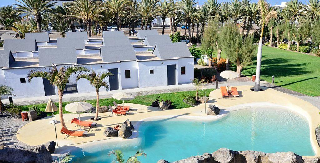 Bienvenue au Romantic Fantasia Dream, une oasis de sérénité où soleil & farniente ne font qu'un !