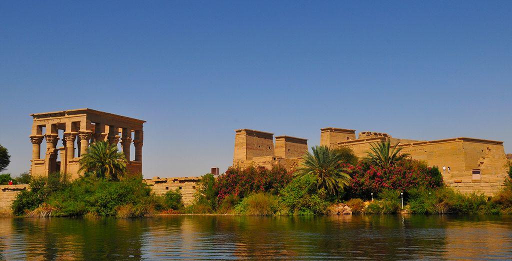 Laissez-vous envoûter par la magie de la Haute Egypte...