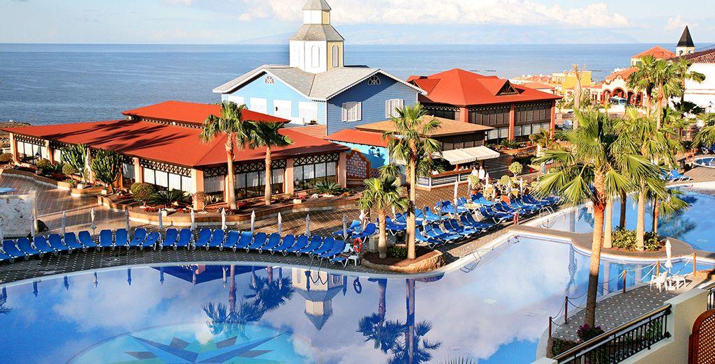 Bienvenue à l'hôtel Bahia Principe Tenerife