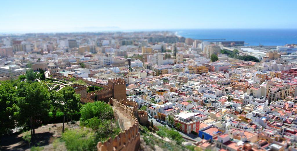 Avant de découvrir l'Andalousie et ses trésors... Bon séjour !